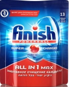 Таблетки д\ПММ FINISH All in1 13 штук